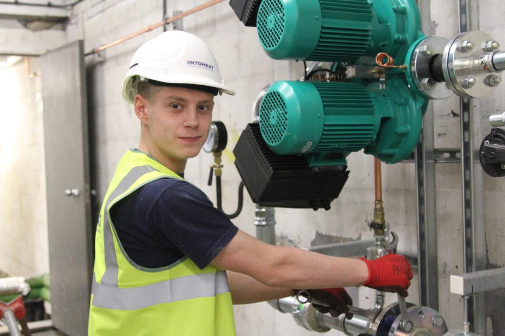 INTOHEAT-Apprenticeship