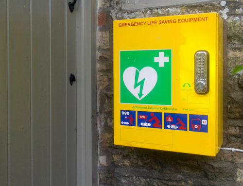 INTOHEAT Help Provide Life-Saving Defibrillator for Remote Community in Devon